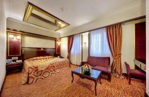 آپارتمان هتل بین المللی قصر مشهد