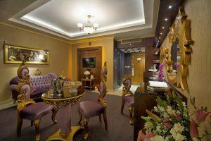 اتاق پرزیدنت هتل قصر الماس مشهد