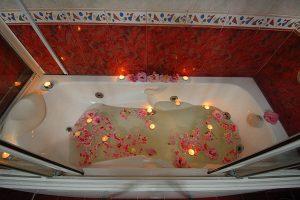 اتاق 2 تخته هتل بین المللی قصر مشهد1