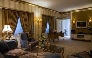 سوئیت رویال هتل قصر الماس