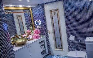 نمای سوئیت رویال هتل قصر الماس