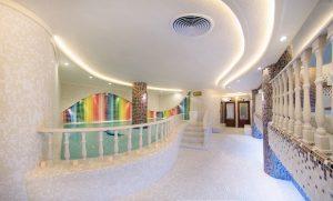 مجموعه آبی هتل بین المللی قصر الماس