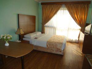 اتاق هتل تارا مشهد