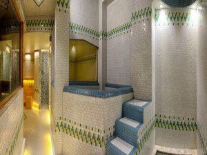نمای سونا هتل تارا مشهد