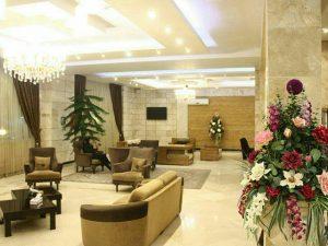 لابی هتل تارا مشهد