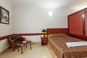 اتاق هتل هلیا مشهد