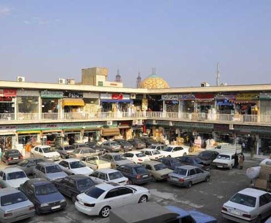 بازار حکیم مشهد