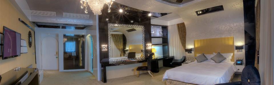 اتاق آینده هتل درویشی مشهد