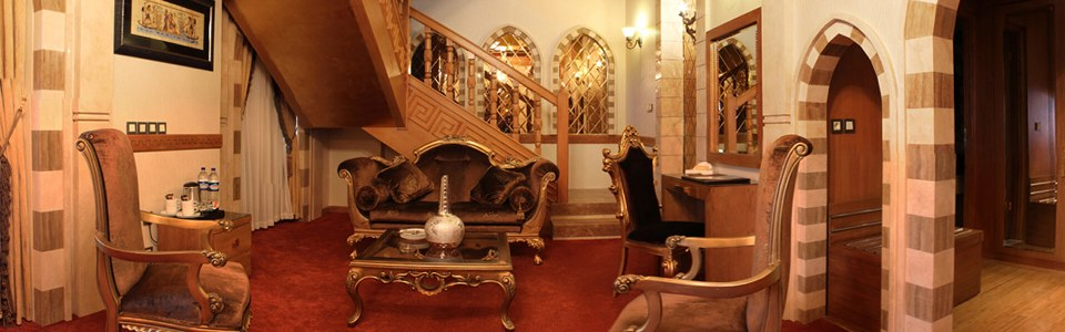 اتاق دوبلکس مصر هتل درویشی مشهد