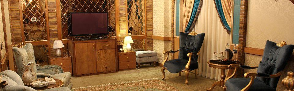 اتاق دوبلکس ایران اسلام هتل درویشی مشهد