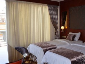 hotel almas mashhad