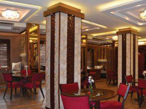 هتل 4 ستاره الماس مشهد