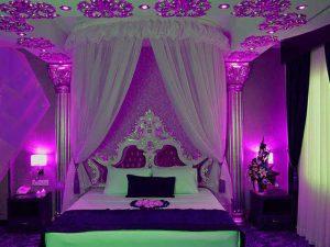 اتاق هتل الماس مشهد