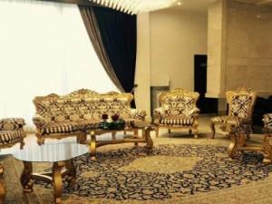 لابی هتل هانی پارس مشهد