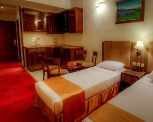 عکس تصویر اتاق هتل کیانا مشهد