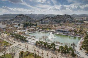 عکس پارک کوهسنگی مشهد