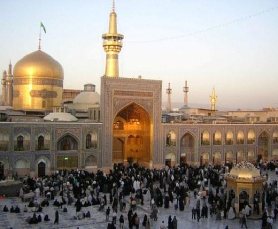 تور مشهد هوایی و زمینی از اصفهان شهریور 95 تابستان 1395