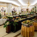 رستوران ترنم هتل قصر طلایی