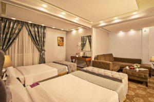 اتاق وی ای پی هتل تارا مشهد