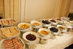 صبحانه هتل تارا مشهد