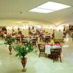 رستوران ضیافت هتل قصر طلایی