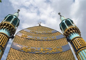 امامزاده ناصر و یاسر مشهد