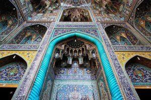 عکس مسجد گوهرشاد مشهد