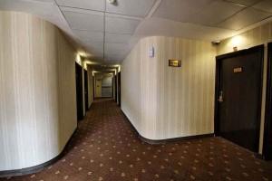 راهرو هتل سهند مشهد