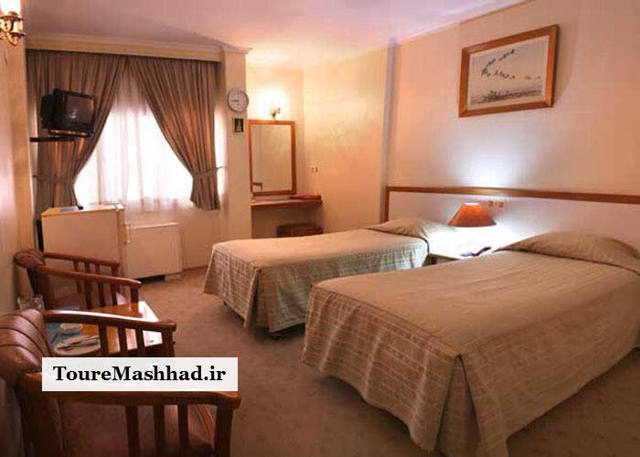 تور مشهد لحظه آخری در هتل تهران