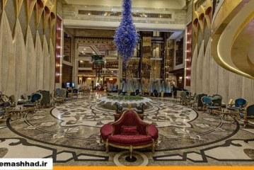 تور مشهد هتل درویشی نیمه اول مهر-پاییز 95