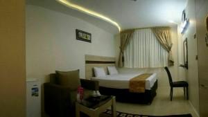 اتاق هتل جوادیه مشهد