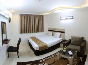 تصویر اتاق هتل جوادیه مشهد