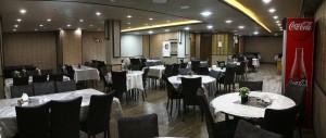 رستوران هتل جوادیه مشهد