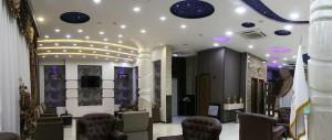 لابی هتل جوادیه مشهد