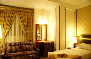 تور مشهد با هواپیما هتل عماد