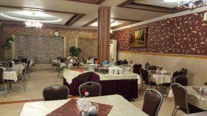 رستوران هتل پرستاره مشهد