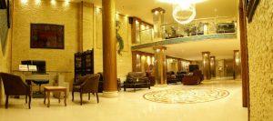 لابی هتل ابریشم مشهد