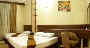 تور مشهد زمینی هتل ابریشم