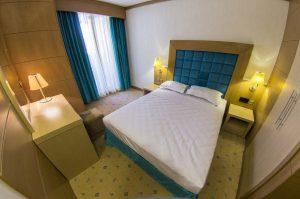 اتاق دو تخته هتل آپارتمان آرمان مشهد