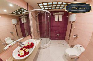 سرویس هتل آپارتمان آرمان مشهد