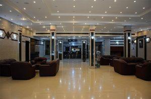لابی هتل زیتون مشهد