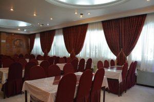 رستوران هتل زیتون مشهد