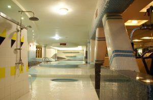 استخر هتل عماد مشهد