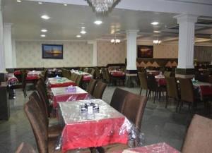 رستوران هتل مریم مشهد