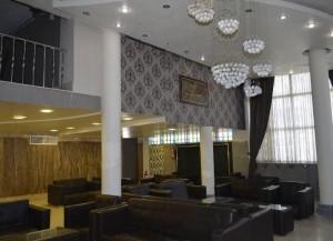 لابی هتل مریم مشهد