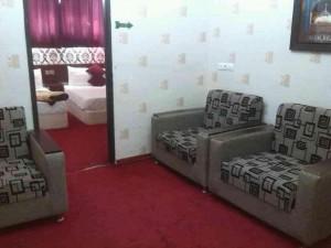 اتاق هتل مریم مشهد