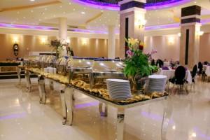 رستوران هتل منجی مشهد