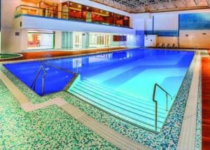 استخر هتل سی نور مشهد