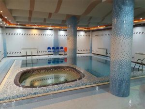 مجموعه آبی هتل سفرا طلایی مشهد