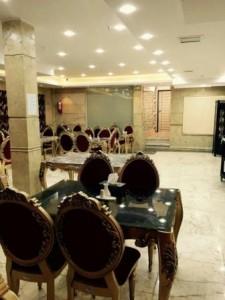 لابی هتل تیانا مشهد